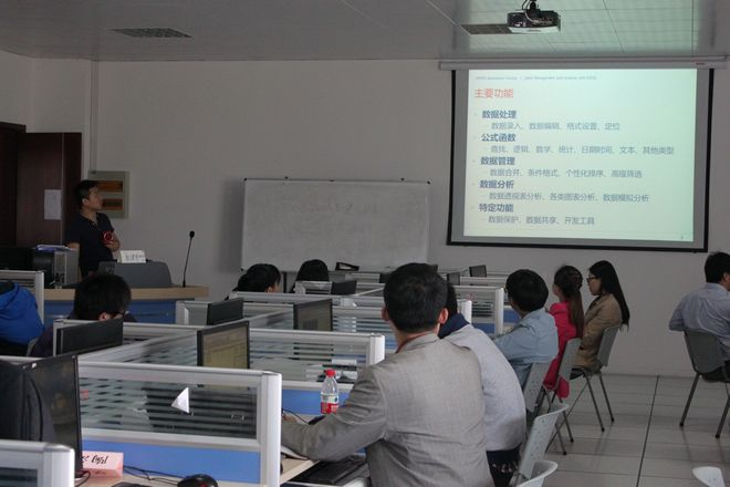 September 2016 of zhongying water supply technical engineer vocational skills training