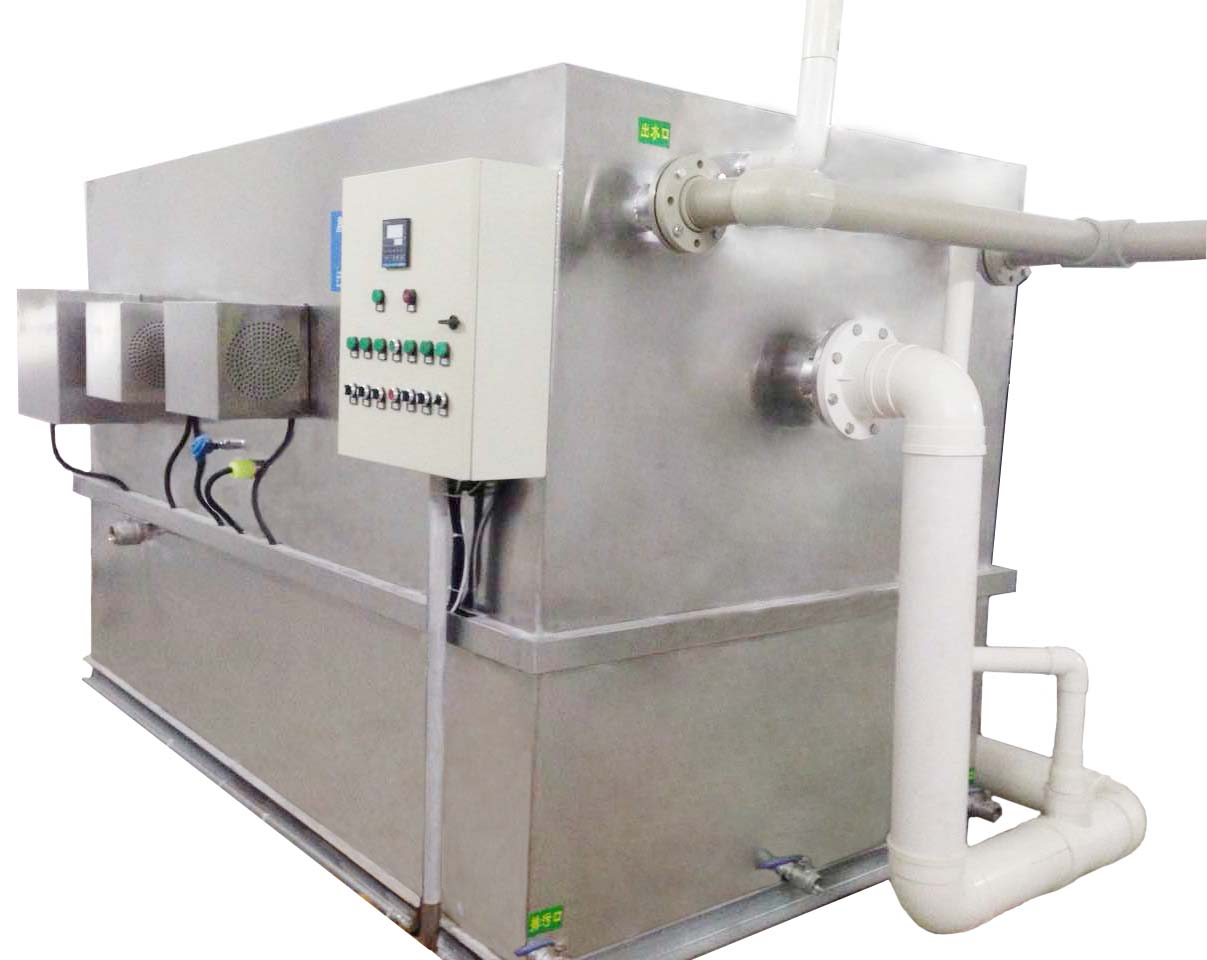 Full automatic oil-water separator
